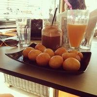 Photo taken at Alexandros Cafe by kotopyoss on 9/3/2016