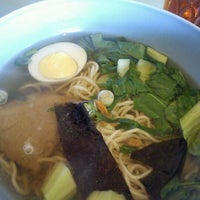 Photo taken at Sapporo Ramen by pyegoong on 2/1/2013