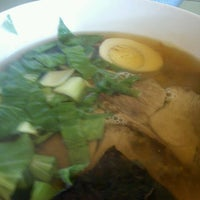 Photo taken at Sapporo Ramen by pyegoong on 3/24/2013
