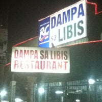 Photo taken at Dampa Sa Libis by Angelito M. on 12/12/2012