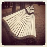 Снимок сделан в Александровский сад пользователем Vladislav S. 4/20/2013