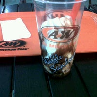 Photo taken at A&W by Ai S. on 11/21/2012