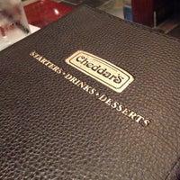 Photo taken at Cheddar's Casual Café by Jeremy G. on 10/3/2013