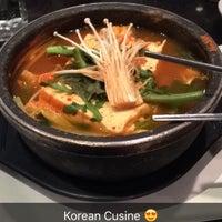 Photo taken at Han Gang Korean Cuisine by Tássia C. on 2/28/2016