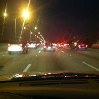 Photo taken at I-95 & 45th St by King P. on 10/19/2012