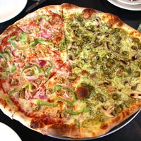 Photo taken at Apollonias Pizzeria by Kelly B. on 12/31/2012