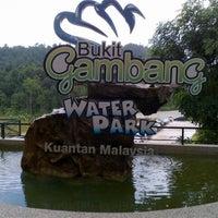 Photo taken at Bukit Gambang Water Park by Fahmi W. on 12/3/2012