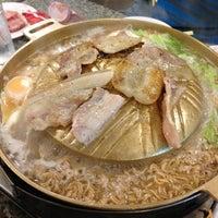 Photo taken at ดานัง ซีฟู๊ด หมูกะทะ by OiEey J. on 12/30/2012