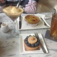 Photo taken at Sam's Patisserie.Boulangerie.Desserts by Nurul U. on 8/19/2013