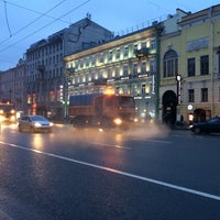Photo taken at Nevskiy 60 by BK on 3/23/2014