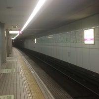 Photo taken at Nakazakicho Station (T19) by としねこ on 7/1/2017