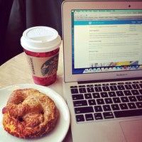 Photo taken at Starbucks by Danielle on 1/1/2014