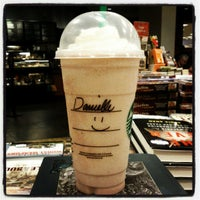 Photo taken at Starbucks by Danielle on 10/28/2012