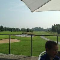Photo taken at Golfclub De Kluizen by Davy D. on 7/6/2013