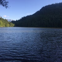 Photo taken at Alice Lake Provincial Park by Sara A. on 7/4/2017