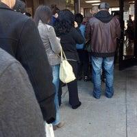 Photo taken at San Mateo DMV Office by Lauren L. on 1/25/2013