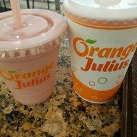 Photo taken at Orange Julius by Michelle H. on 4/30/2016