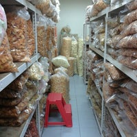 Photo taken at Tradisional Food Industries by Adha Y. on 10/4/2012