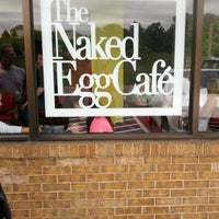 Photo taken at The Naked Egg by Rachel L. on 8/11/2013