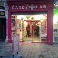 Photo taken at Candy Lab American Candy Store by Rachel L. on 11/16/2013