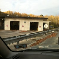 Photo taken at Deptford Vehicle Inspection Station by Larry B. on 11/1/2012