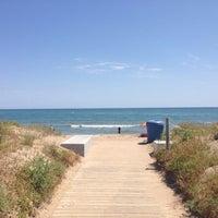 Photo taken at Prat Beach by Laurinski on 6/15/2013