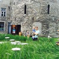Photo taken at Tallinna Lillefestival by Elena on 8/8/2015