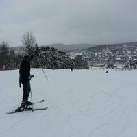 Photo taken at Greek Peak Mountain Resort by Chaitanya T. on 2/9/2013