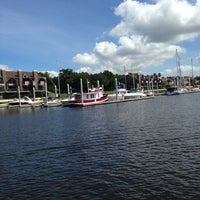 Photo taken at South Shore Harbour Marina by Charlie C. on 6/7/2014