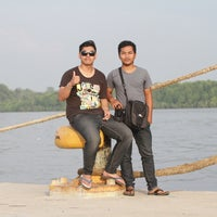 Photo taken at Pelabuhan Panglima Utar by Try D. on 1/30/2014