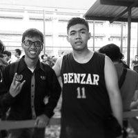 Photo taken at Lapangan Basket UMY by Try D. on 5/9/2013