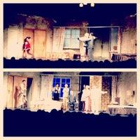 Photo taken at Lesya Ukrainka Theater of Russian Drama by Olia S. on 12/12/2012