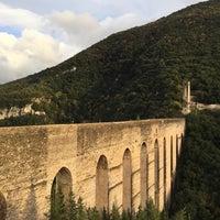 Photo taken at Ponte Delle Torri by Fabricio A. on 11/19/2016