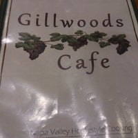 Photo taken at Gillwoods Cafe by Fabrizio T. on 12/5/2012