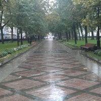 Снимок сделан в Никитский бульвар пользователем Anastasia K. 9/23/2012