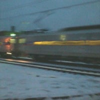 Photo taken at SEPTA North Wales Station by Amanda H. on 11/27/2012