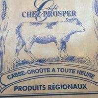 Photo taken at Chez Prosper by Jerome K. on 7/29/2014