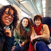 Photo taken at Stazione di Domegliara by Alessia G. on 12/17/2016