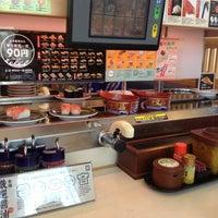 3/22/2013に松田 純.がはま寿司 鈴鹿中央通店で撮った写真