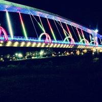 Photo taken at 陽光橋 by Katrina Y. on 7/30/2013