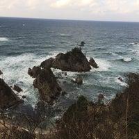 Photo taken at Uradome Coast by Katrina Y. on 1/10/2017