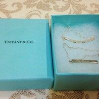 Photo taken at Tiffany & Co. by Katrina Y. on 6/8/2014