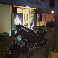 Photo taken at Tumon Police Station by Zionyuichi on 1/5/2013