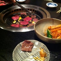 Photo taken at 焼肉829 by Zionyuichi on 11/2/2012