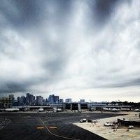 Photo taken at Logan Airport B Parking by Qasim R. on 9/24/2013