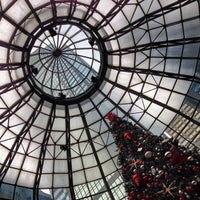Photo taken at The Shops at Liberty Place by Rob P. on 12/31/2012