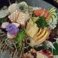 Photo taken at Sushia Izakaya & Bar by Wei Yoong C. on 6/23/2014