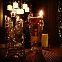 Снимок сделан в BlackBerry Cafe пользователем Marina T. 12/28/2012