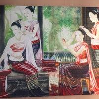 Photo taken at โรงเรียนแพทย์แผนไทยชีวกโกมารภัทจ์ Thai Massage School Shivagakomarpaj (Old Medicine Clinic) by maikotom on 11/18/2016