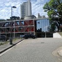 Photo taken at Universidade Cruzeiro do Sul - Campus Anália Franco by Gisele R. on 11/30/2012
